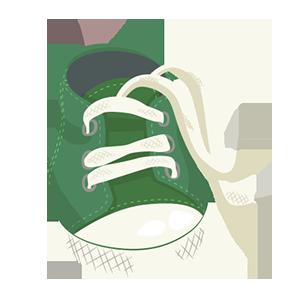 Baby schoenmaat berekenen