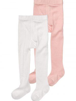 2-pak kindermaillots roze