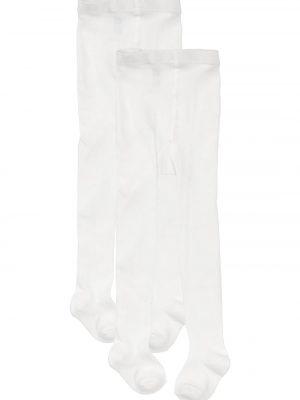 2-pak baby maillots gebroken wit