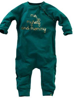Z8 newborn unisex boxpakje Titan groen