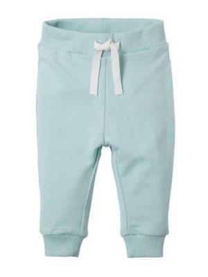 name it BABY newborn sweatpants Delugo mint