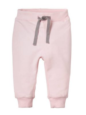 name it BABY newborn sweatpants Delugo roze