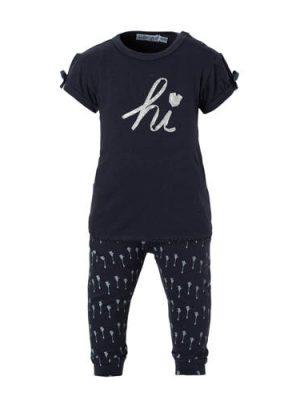 Dirkje baby T-shirt met broek