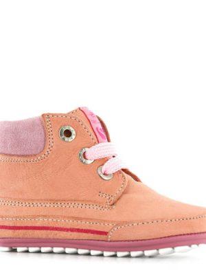 Shoesme leren babyschoenen roze