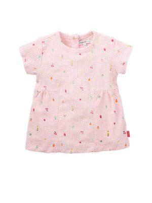 Noppies baby jurk Sterling roze