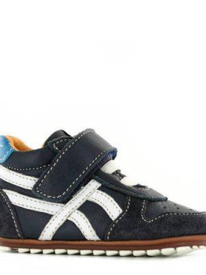 Shoesme leren babyschoenen blauw
