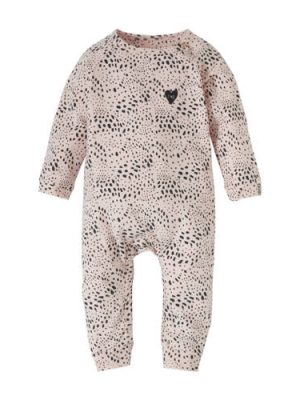 Tumble 'n Dry Zero newborn boxpak Quadira met all over print roze