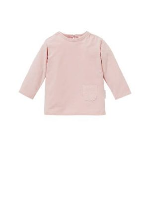 Little Dutch newborn longsleeve zachtroze