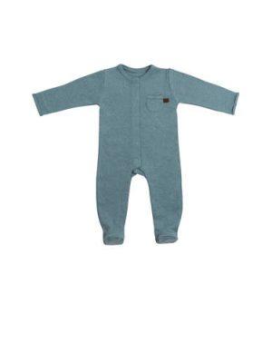 Baby's Only newborn boxpak grijsgroen