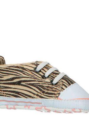 XQ babyschoenen zebraprint