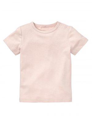 baby t-shirt bamboe roze
