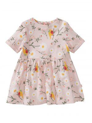 baby jurk lichtroze