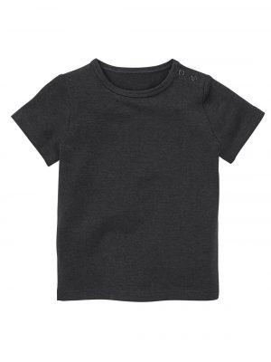 baby t-shirt bamboe zwart