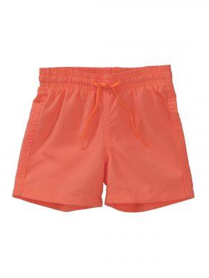 baby zwemshort oranje
