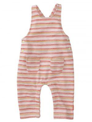baby newborn jumpsuit roze