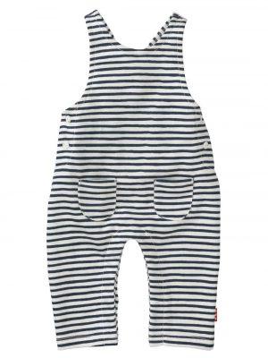 baby newborn jumpsuit blauw