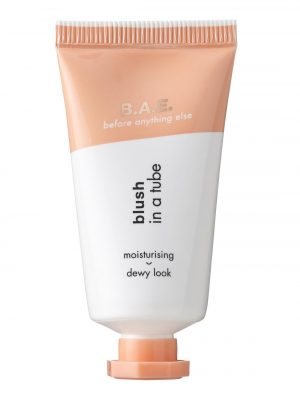 B.A.E. blush in a tube 02 peach baby