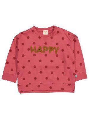 babysweater roze