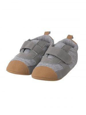 baby sneakers grijsmelange