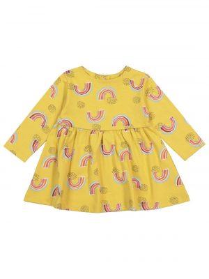 babyjurk geel