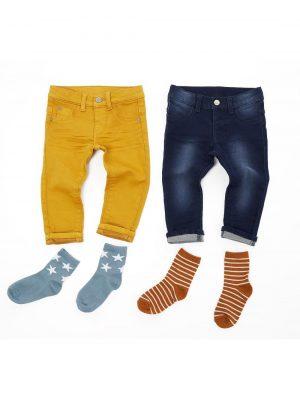 baby jogdenim donkerblauw