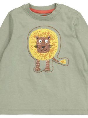 baby t-shirt olijf